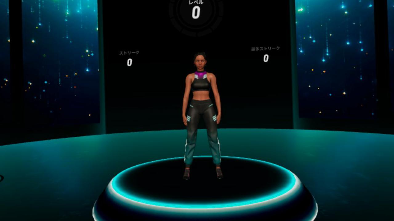 オキュラスクエスト2 FIT XRに新アップデート!ダンス機能追加 | VRオキュラスクエストが楽しい!主婦ブログ